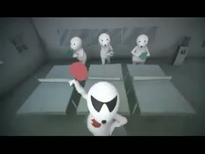 Vodafone Zoozoo TableTennis High Speed Gaming Ad - ICC World Cup 2011 release