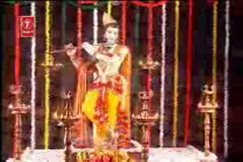 Nand Mein Anand Bhaiyo Jai Kanhaiyan lal ki Bhajan Video - Govind Bolo Hari Gopal Bolo By  Kumar Vishu (Krishan Bhajan) - Shri Krishna