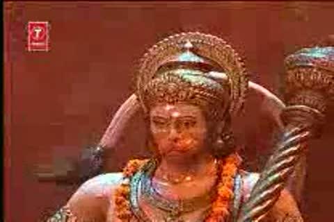 Hum Aaj Pawansut Hanuman Ki Katha Sunate Hai Bhajan Video - Hanuman Chalisa By Kumar Vishu
