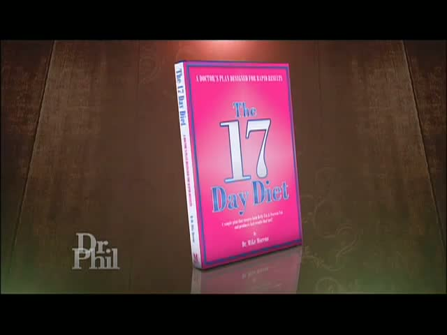Dr. Mike Moreno Describes His 17 Day Diet on _Dr. Phil_