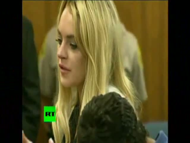 lindsay lohan 2011 Video Song