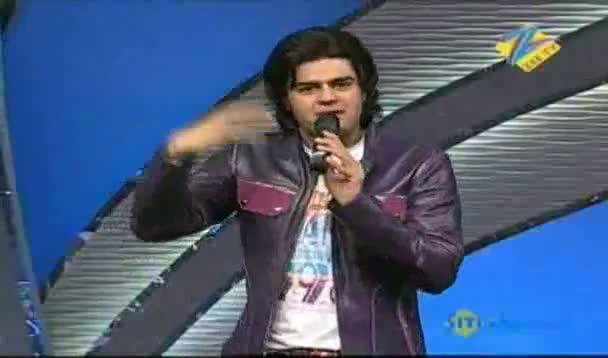 Ruturaj Performane On Govinda's Song  Dance Ke Superstars 23 April 2011