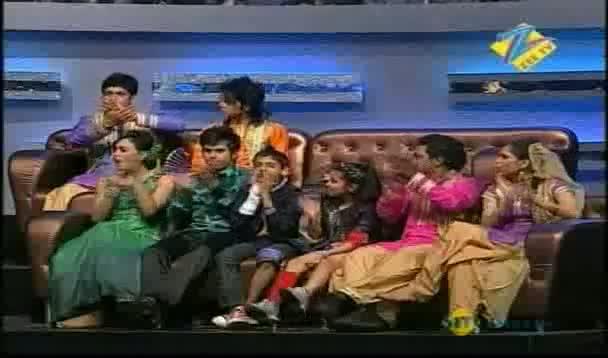 Vrushali and Jai cha cha cha dance performance on mehaki mehaki song video dance ke super stars 29 april 2011
