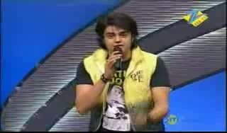 Dharmesh and Siddhesh face of act in Dance Ke Superstars 6th May 2011