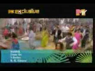 Mitra de naal bhangda paa le video song from the movie  Baabul