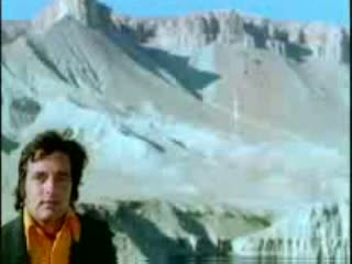 Tere Chehre Mein Woh Jadoo Hai video song from the movie Dharmatma