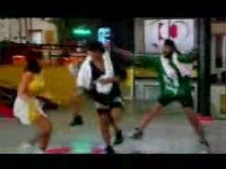 Bholi si soorat aankhon mein masti  video song from the movie DIL TO PAGAL HAI