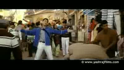 Chalte Chalte video song from the movie MOHABBATEIN