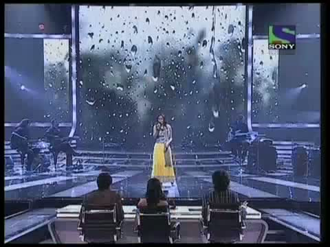 Sahiti's superb performance on Barso Re- X Factor India - Episode-17 (9th-July-2011)