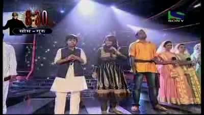 Iktara fame Kavita Seth performs Khuda Wahi Hai- X Factor India - Episode 27 - 13th Aug 2011