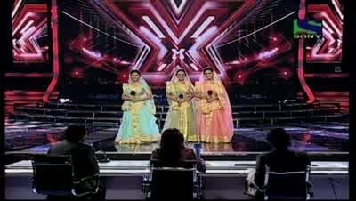 Sajda Sisters performing Piya Tose Naina Lage Re- X Factor India - Episode 27 - 13th Aug 2011