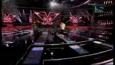 Jay Sean beatboxes for Sonu Nigam on Kal Ho Na Ho- X Factor India - Episode 28 - 19th Aug 2011