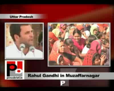 While speaking at an election rally in Muzaffarnagar in UP said that the youth in Uttar Pradesh is looking for a change and this will take place this time. He said that for the past 22 years the people of UP got only promises. He urged the people to suppo