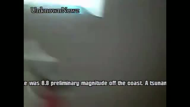 Strong 6.8 earthquake hits Japan, tsunami warning issued 14 March 2012