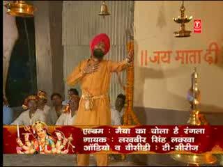 Aaye Navratre Mata Ke Song - Lakhbir Singh Lakha - Jai Mata Di (Navratri Special Song)