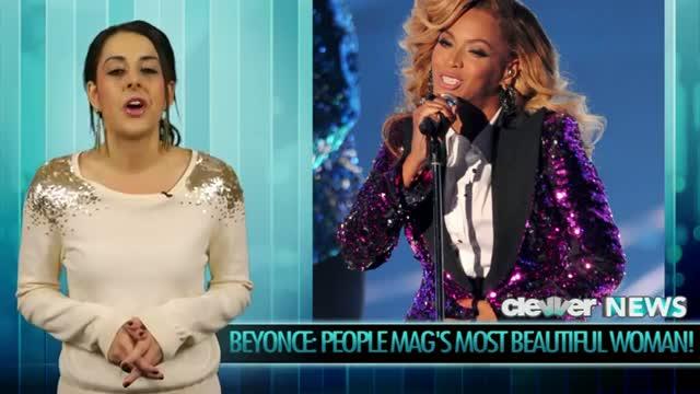 Beyonce People Magazine's Most Beautiful Woman!