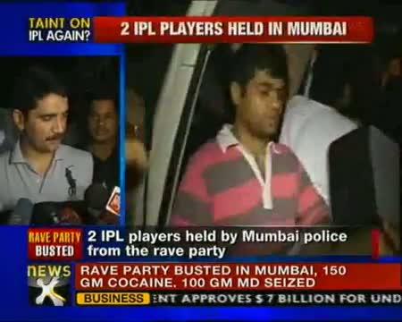 Rahul Sharma, Wayne Parnell insist they were not doing drugs