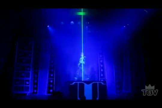 TGV - Amazing Laser Show