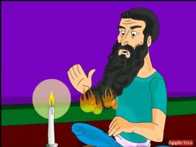 A Bearded Fool (English) - Dadi Maa Ki Kahaniyan