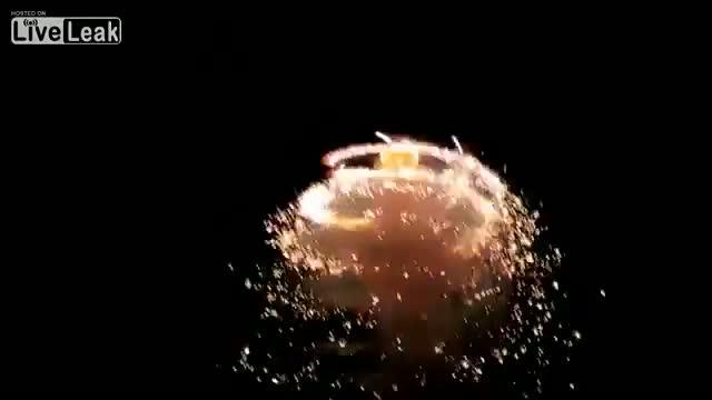 Coolest fireworks I have ever seen