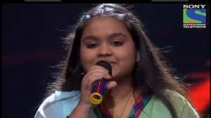 INDIAN IDOL SEASON 6 - EPISODE 15 - BEST PERFORMANCES - RITIKA RAJ SINGING 'KARLE PYAR KARLE' - 20TH JULY 2012