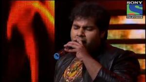 INDIAN IDOL SEASON 6 - EPISODE 15 - BEST PERFORMANCES - VIPUL MEHTA SINGING 'NAADAN PARINDEY' - 20TH JULY 2012