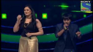 INDIAN IDOL SEASON 6 - EPISODE 26 - BEST PERFORMANCES - AMIT KUMAR AND AKRITI KAKKAR SINGS 'MARJAANI' - 25TH AUGUST 2012