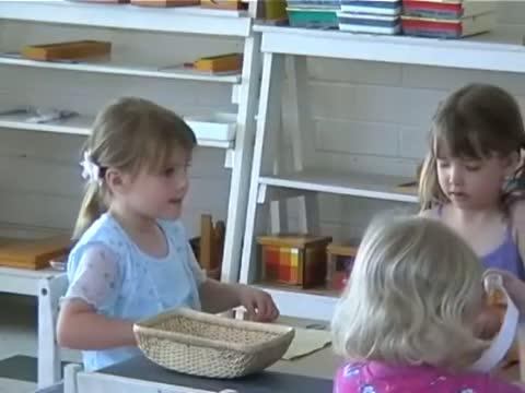 Montessori Philosophy and Method - Montessori an Inspiration
