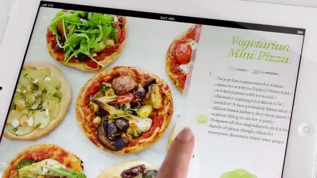 Apple - iPad - TV Ad - All On iPad