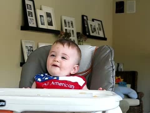 Laughing Baby Gavin