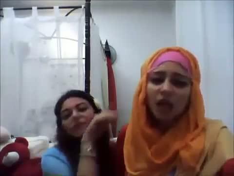 Desi Girls Masti - Girls Dancing And Singing On Webcam