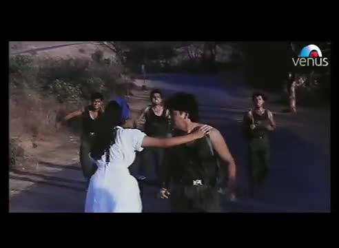 Jane De Jane De Mujhe Jane De - Shola Aur Shabnam (1992) - Govinda & Divya Bharati