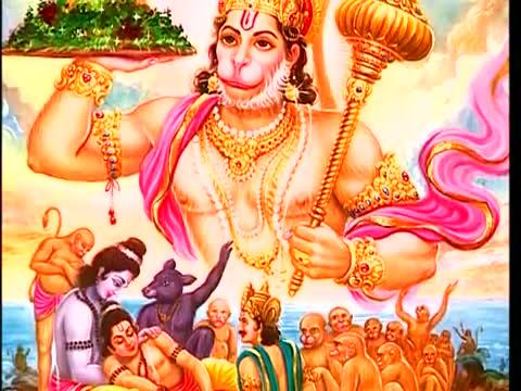 Sankat Mochan (Hanuman Ashtak) [Full Song] Shree Hanuman Chalisa - Jai Jai Shri Hanumam