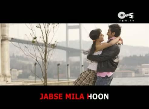 Tera Hone Laga Hoon with Lyrics - Ajab Prem Ki Ghazab Kahani - Atif Aslam & Alisha Chinai