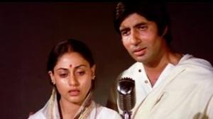 Tere Mere Milan Ki Yeh Raina With Lyrics - Abhimaan - Classic Hindi Romantic Song - Amitabh Bachchan & Jaya Bhaduri