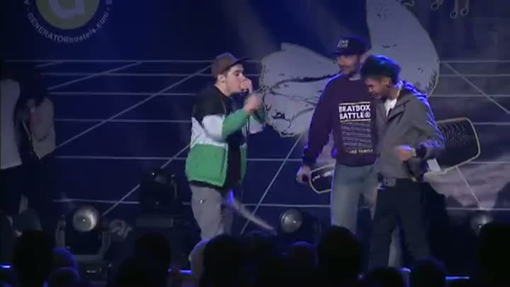 Head To Head Awesome Beatboxing Battle