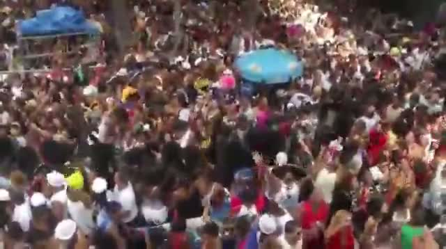 Two Million Attend Rio Street Carnival