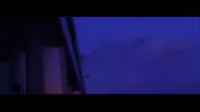 Passenger Captures Smoke From Triumph Fire