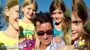 4 Children and Po*n Star: A Day in the Life of Charlie Sheen