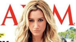 ASHLEY TISDALE in Maxim May 2013