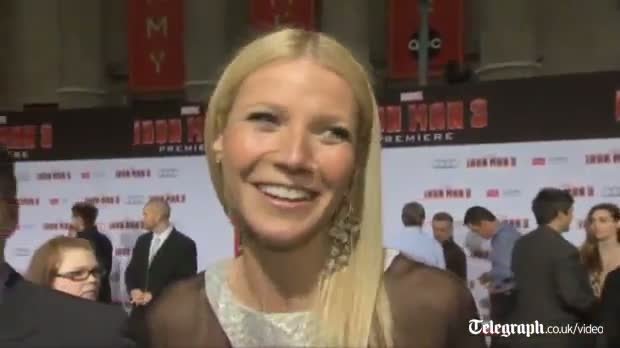 "Gwyneth Paltrow ""I'm not the Most Beautiful Woman"""