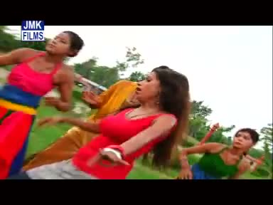PAJA ME MAJA MILI (HOT SCIZZLING BHOJPURI GIRL DANCE VIDEO SONG) - Dil Ho Gaeel Qurban