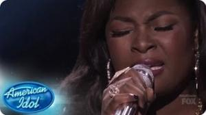 "Candice Glover Performs ""I Am Beautiful"" - AMERICAN IDOL SEASON 12"