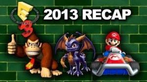 E3 2013 Recap - Nintendo, Skylanders, Fantasia: Find Out What's New!