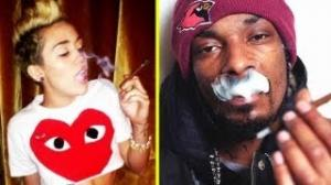 Snoop Dogg Smokin Up with Miley Cyrus - What Do You Think?