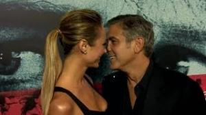 George Clooney and Stacy Keibler Spend Independence Day Apart Sparking Split Rumors