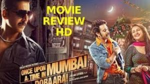 Once Upon A Time In Mumbai Dobaara - Movie Review