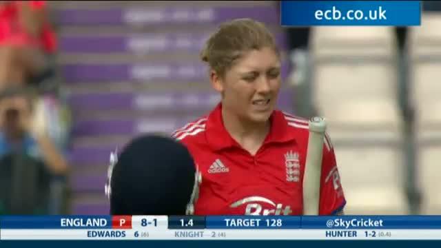 England Women win the Ashes! Highlights of England Women v Australia Women, 2nd ODI