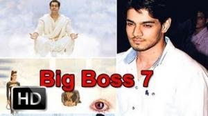 Sooraj Pancholi In Bigg Boss 7