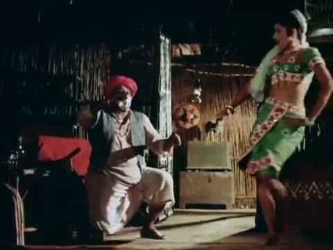 Kisi Ek Jagah Ke Qaidi - Hindi Movie Song - Imaan (1974) - Sanjeev Kumar, Leena Chandavarkar